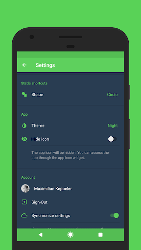 Sign for Spotify - Spotify Widgets and Shortcuts screenshot 8