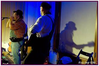Photo: Matěj Ptaszek a Dobré ráno Blues Band  foto: Petr Kříž