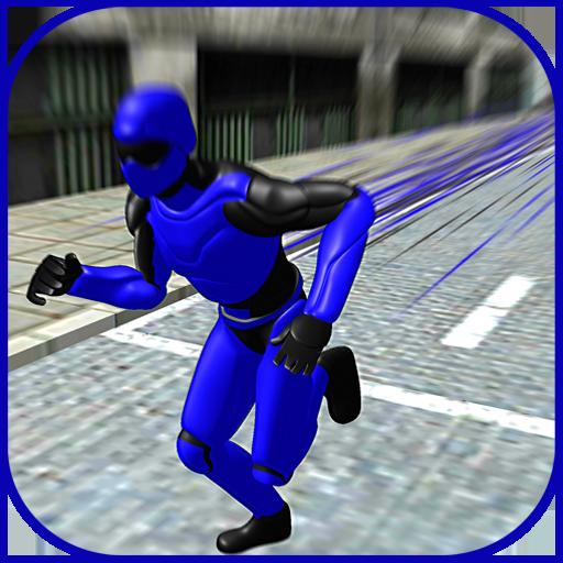 Real Police Robot Speed Hero:Monster Hero City War