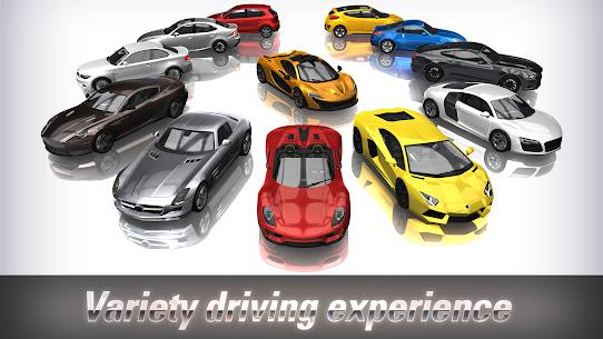 Overtake : Traffic Racing Mod Apk 1.4.3 5