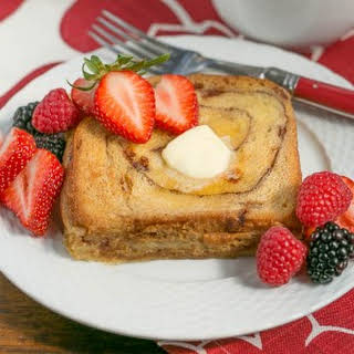 French Toast With Cinnamon Bread Recipes.