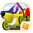 Fast Food 3D Racing icon