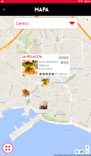 diarioMENU Restaurantes- screenshot thumbnail