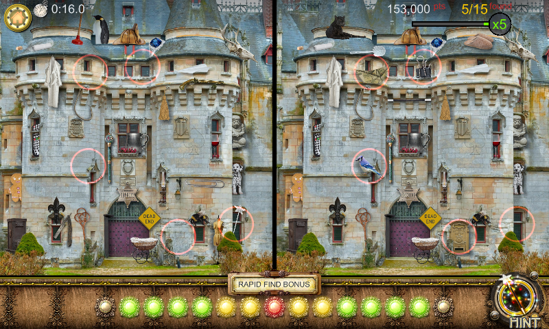 Hidden Objects Quest 22- screenshot