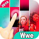 Wwe Piano  Black Tiles 1
