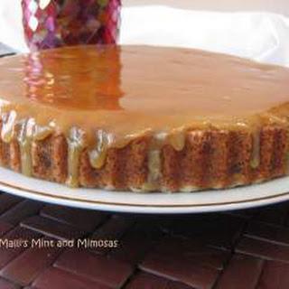 Sticky Toffe Date Cake.