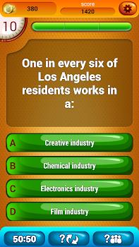 General Knowledge Quiz Game