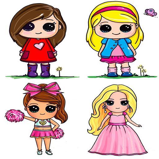 App Insights How To Draw Cute Girls Ez Apptopia