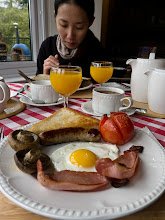 Photo: Traditional English breakfast for me