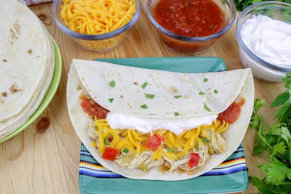 Crock Pot Chicken Fajitas Recipe