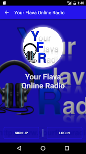 Your Flava Online Radio- screenshot thumbnail