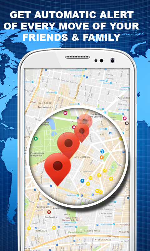 Find My Phone GPS Tracker: Lost Mobile Location- screenshot