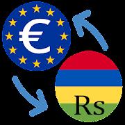 Euro to Mauritian Rupee / EUR to MUR Converter