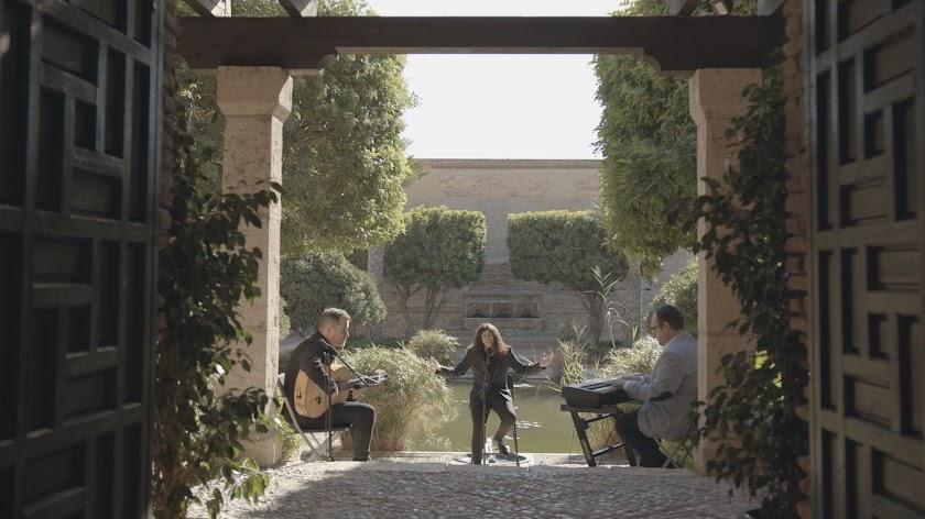 Almería y sus artistas en Canal Sur