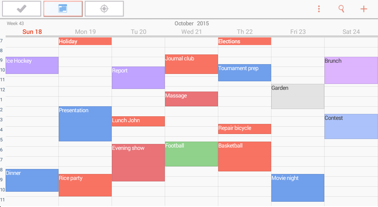 To do calendar planner android apps on google play for Computer planner software
