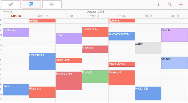 To-Do Calendar Planner Screenshot 9