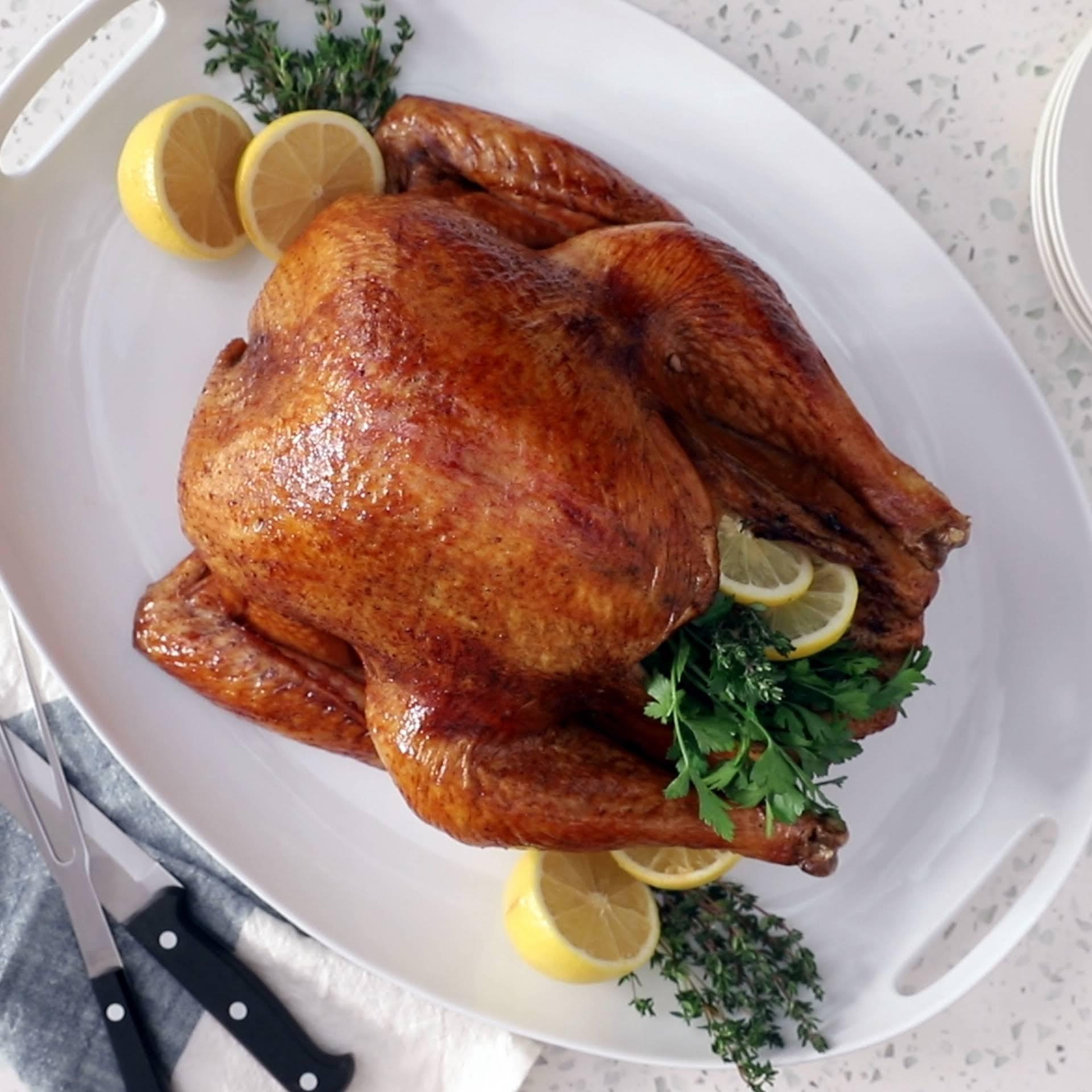 Super Moist Turkey