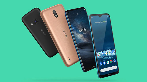 Three new Nokia smartphones and a new member of the originals family.