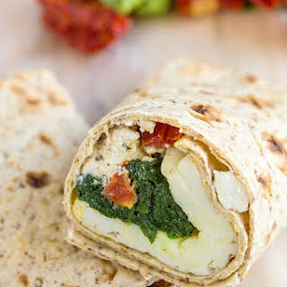 Spinach And Cheese Wrap Recipes.