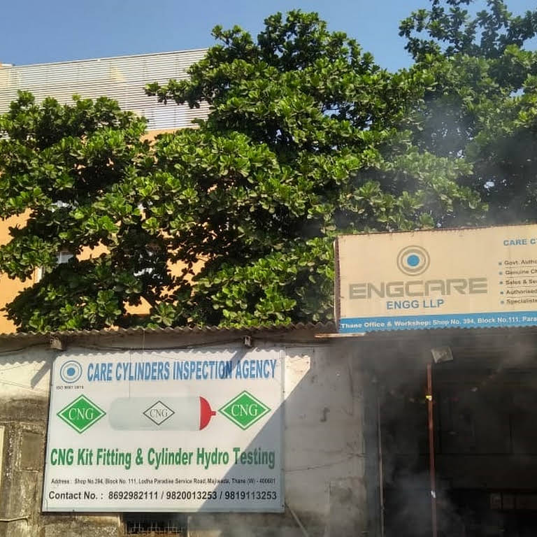 Care Cylinders Inspection Agency - CNG Fittment Center in Thane (West)