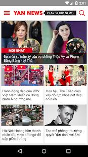 Yan News - náhled