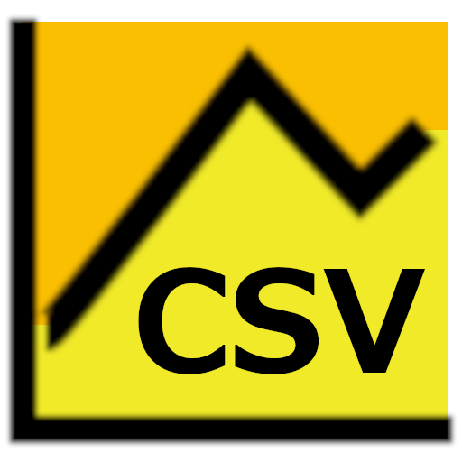 CSV Graph Viewer Icon