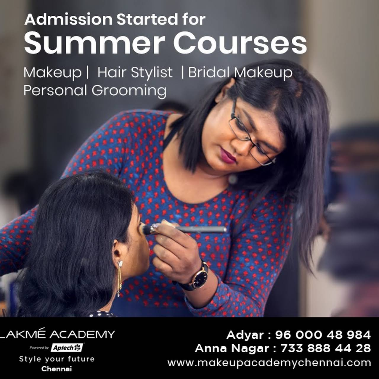Lakmé Academy Powered By Aptech - Beauty Therapy College in