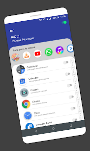 WOW Volume Manager – App volume control 3