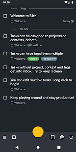 App Blitz - To-Do List, Notes, Reminders, Task Manager APK for Windows Phone