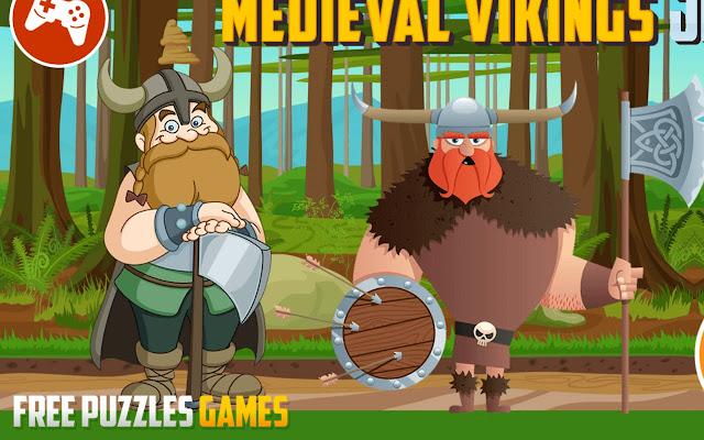 Vikings Jigsaw