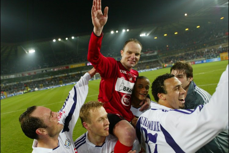 """Crasson: """"Anderlecht doit garder son effectif intact"""""""