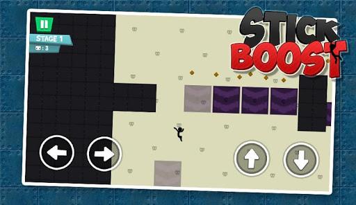 StickMan Boost : Parkour Freedom Platform 1.6 screenshots 4