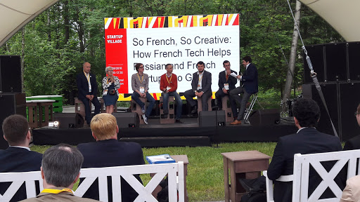 French Tech Session at Skolkovo Start Up Village 2016