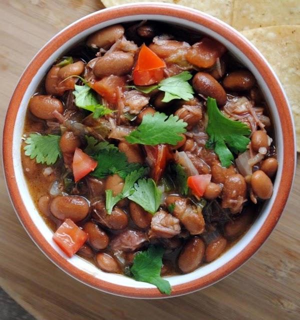 Charro Beans (sallye) Recipe