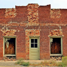 by Carrie Murray-Feely - Buildings & Architecture Decaying & Abandoned