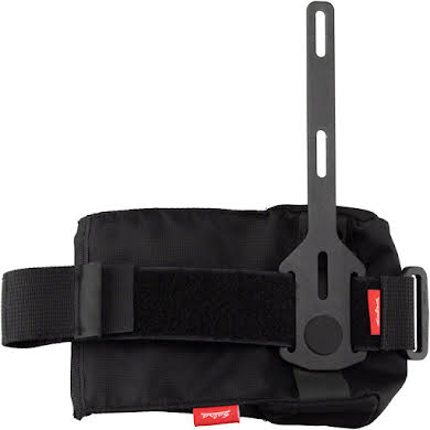 Salsa Anything Bracket with Strap and Pack: Black alternate image 0