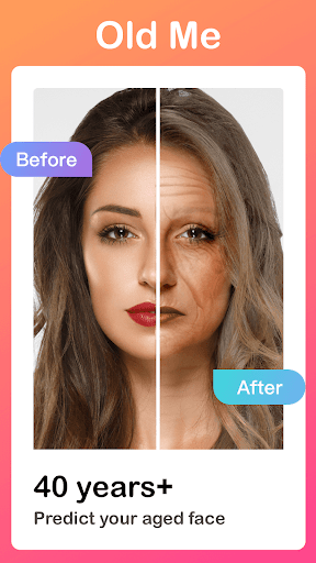 Old Me- Aging Face Predictor 1.0.12 screenshots 1