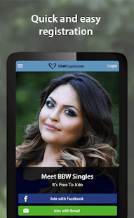 Code for bbw in dating apps