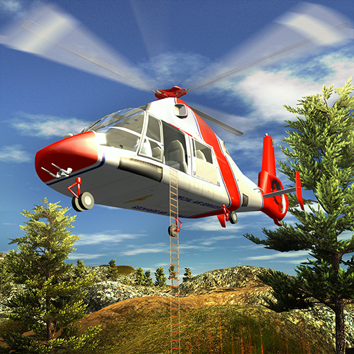 Helicopter Rescue Hero 2017
