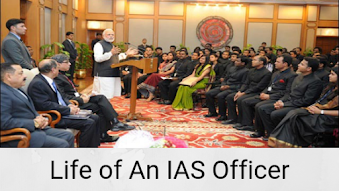 Life of An IAS officer