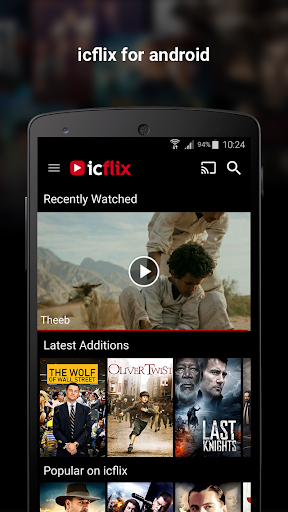 ICFLIX 3.0.2 screenshots 1
