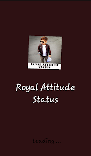 Royal Attitude Status New - Apps on Google Play
