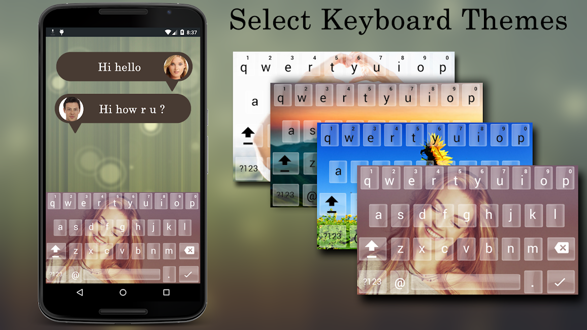 #5. Photo Keyboard Themes (Android)