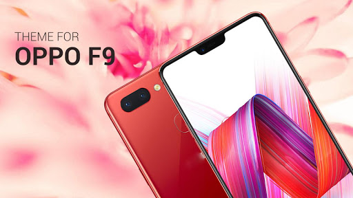 Theme for Oppo F9, Launcher theme pro HD wallpaper App Report on