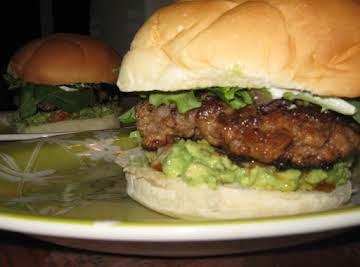 Tex Mex Burgers