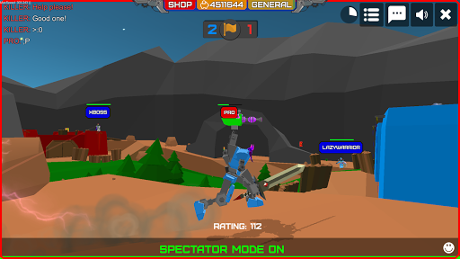 Armored Squad: Mechs vs Robots screenshots 14