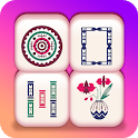 Mahjong Tours: Free Puzzles Matching Game icon