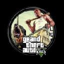 Grand Theft Auto V HD Wallpaper Tab Theme