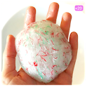 How to Make Slime Fluffy - DIY 🌈 icon