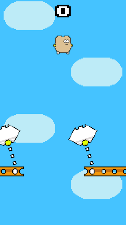 Falling Bob- screenshot